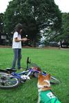 この日はなつのちゃんも公園に来たので….JPG
