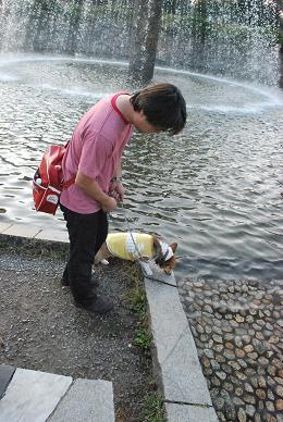 やっぱり水を狙う。.JPG