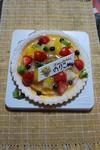 今年の誕生日ケーキ♪.JPG