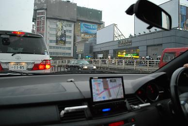 新宿到着!.JPG