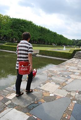 早速公園内をお散歩。.JPG