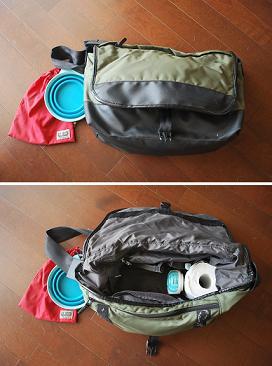 かの有名ブランド、○ニクロのバッグ。.JPG