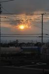 まだまだ残暑の続く9月の夕方。.JPG