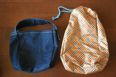 オマケのプチバッグ。.JPG
