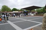 向かうは昭和記念公園、ドッグラン。-1.JPG