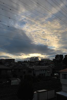 夕方には雨もやみ・・・.JPG