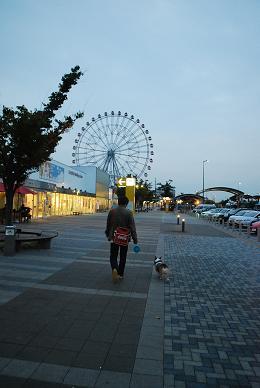 朝方、刈谷SAに到着。.JPG