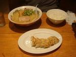 餃子定食。.JPG